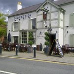 The Old Red Lion Inn, Chapel Holmes,Cheshire