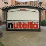 Nutella station