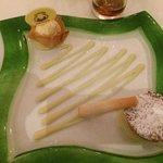 Tarta de manzana: demasiado minimalista