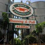 Kona Brewery!