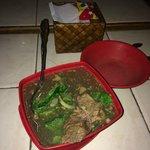 Bulalo, beef soup