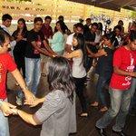 The Salsa workshop