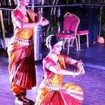 The Odissi performance