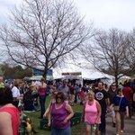Highland Park - crowds at festival