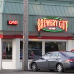 Brewery City Pizza Co, Tumwater WA