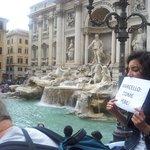 """Trevi Fountain - """"Marcello come here!"""""""
