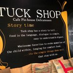 The Tuck Shop Cafe, Perth