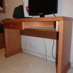 Mueble TV roto