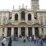 Santa Maria Maggiore from outside