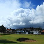 18th Green Monifieth Medal Course