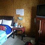 Cemarah Indah private room bedroom