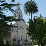 Iglesia de las conchas