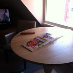 relax and read a magazine in windsor room