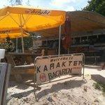 Le Karakter - restaurant de plage & transats