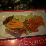 La salade frâicheur