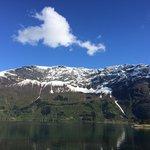 Sognefjorden.