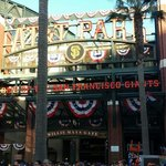 The home of the SF Giants