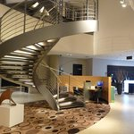 Lobby mit Treppe