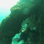 Mi primer contacto con el mundo bajo el agua