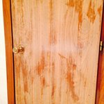 Puertas sin barnizar en más de 20 años