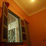 La finestra della nostra camera la numero 14