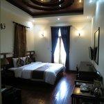 the nice room!