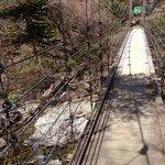 シオカラ谷吊り橋
