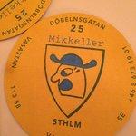 Mikkeler now in Stockholm.