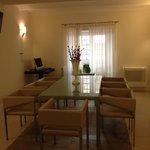start of dining room
