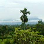 Merapi Mountain Viewing Post