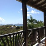 Hawksnest Room Balcony