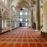 Suleymaniye Mosque - Inside
