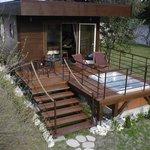 La cabane avec Spa privatif