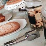 Colazione, Pasticceria fatta in casa dal nostro Chef
