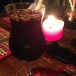 Chicha Morada Drink