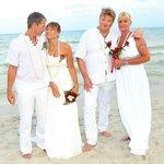 Double wedding in Chaweng Buri Resort