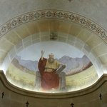 Mosaic of Moses