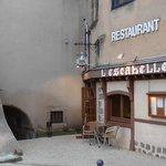 Restaurant l'Escabelle