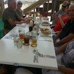 Oceanic Wrightsville Beach,NC Pre-wedding lunch
