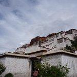 Inside of Potala palace