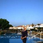 отель, пляж