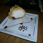 Deep Fried Ice Cream Dessert - Asian Restaurant