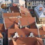 Cмотровые площадки церкви Святого Петра