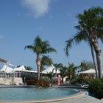 Zwembad en Chogogo Terrace
