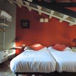 Diseño y confort en sus habitaciones