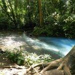 Nascente do Rio Celeste