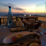 Dinner with Sunset