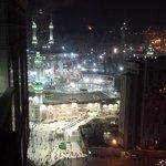 My view in Makkah