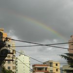Tirana rainbow