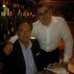 Con il Patron Alessandro